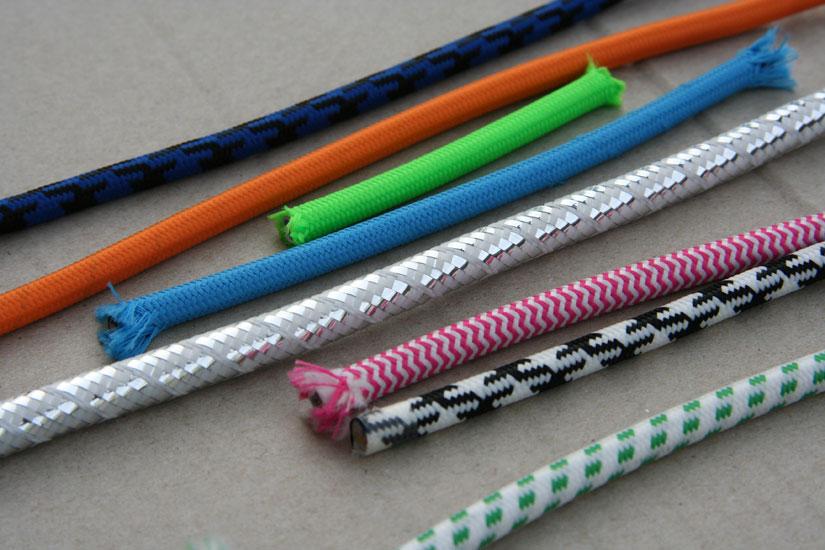Ennio arzuffi rivestimento tessile tubi flessibili trecciatura